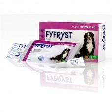 3 Doses Fypryst Spot-on Flea/Tick Protection DOG over 40kg.  (FRONTLINE alternative)