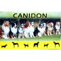 50 Tablets Canidon dog wormer (DRONTAL PLUS alternative)