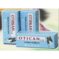 Otican-guttae otalgicae