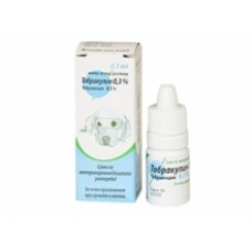 TOBRACULIN 0,3 % eye drops, solution Tobramycin